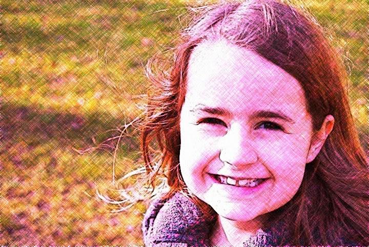 KayCee - my 52 weeks of gratitude list, week 3 includes this beautiful girl's kindness