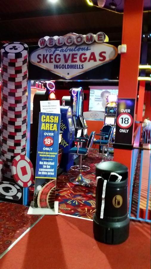 Skegvegas arcades at Skegness