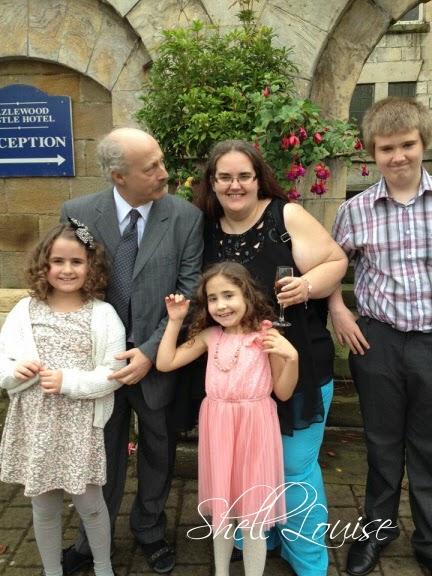 Me, Ant, Aiden, KayCee and Ella