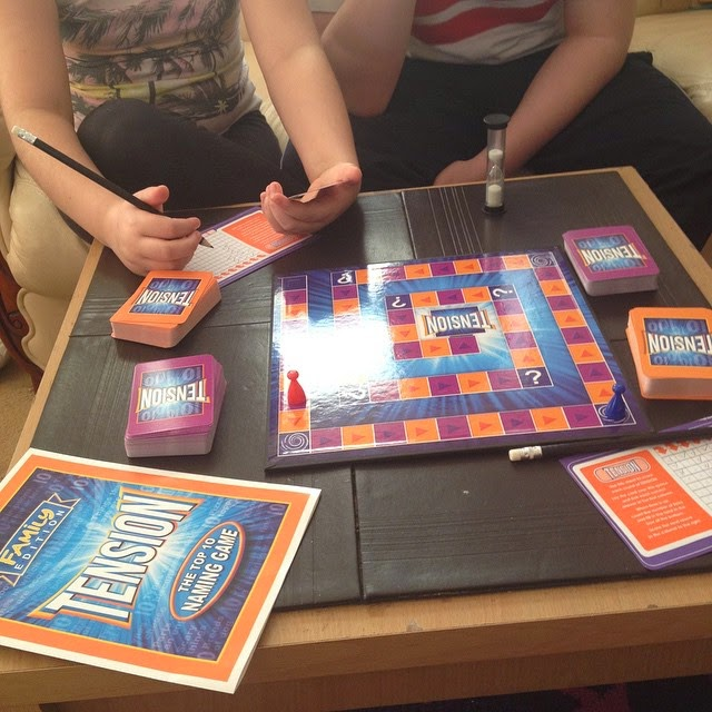 Playing tension
