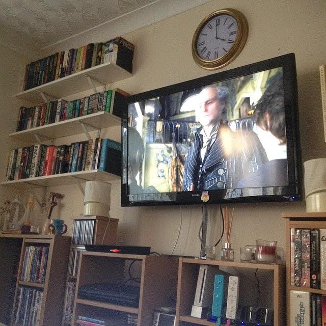 Lemony Snicket on Netflix