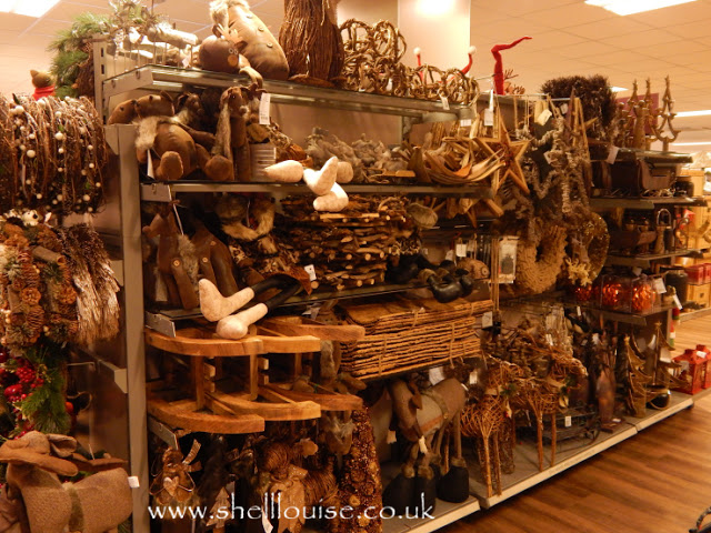 Home Sense Lincoln - Assorted christmas decorations
