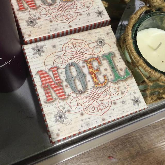 Home Sense Lincoln - Noel storage box