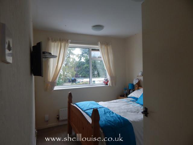 Bedroom makeover challenge - Bedroom after