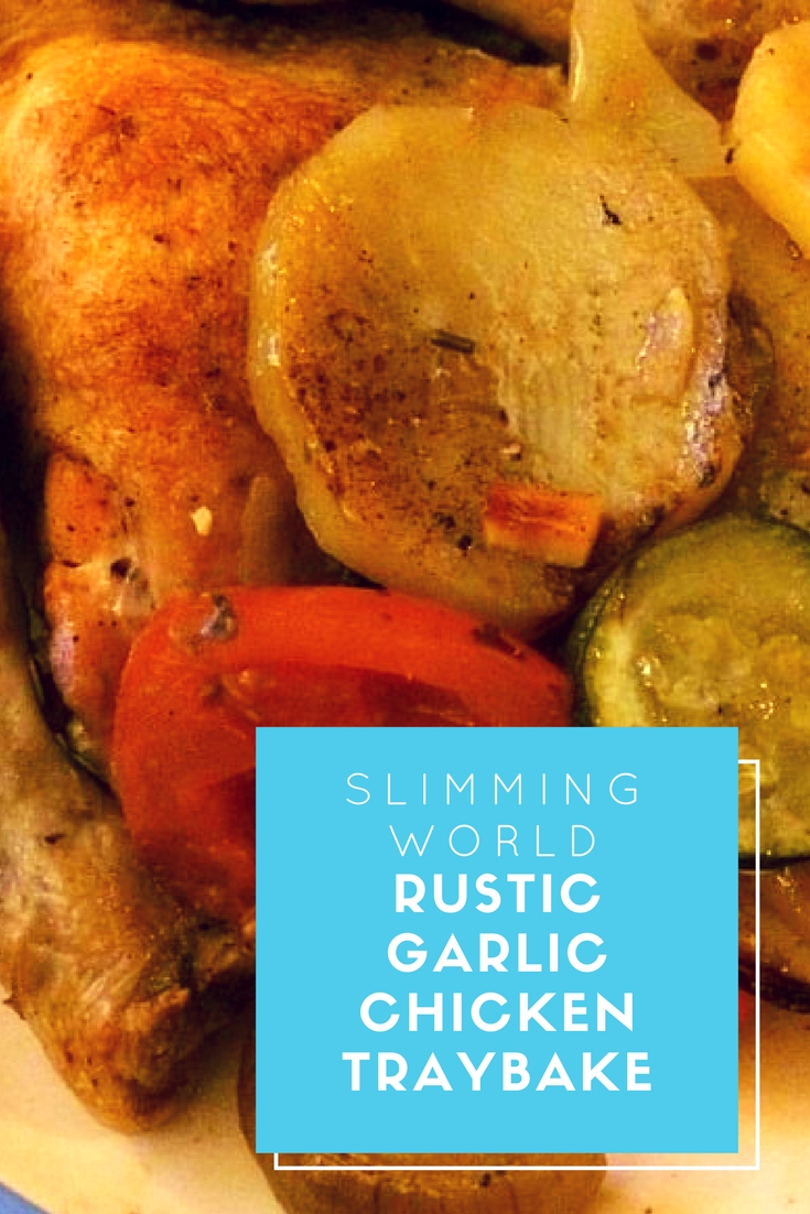 Rustic Garlic Chicken Traybake Is A Syn Free Slimming