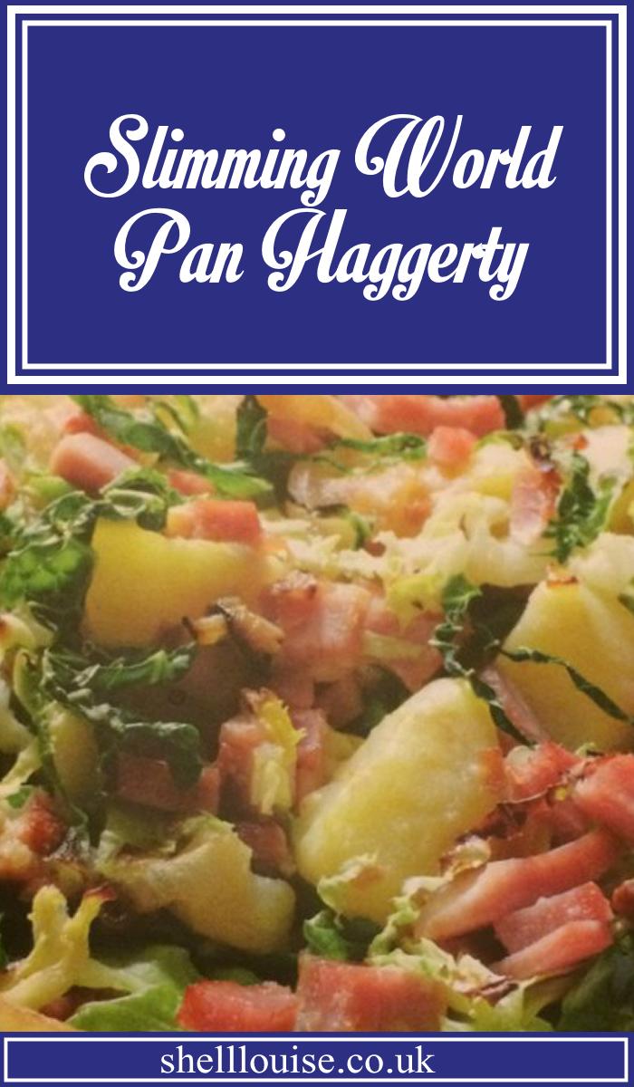 Slimming World Pan Haggerty