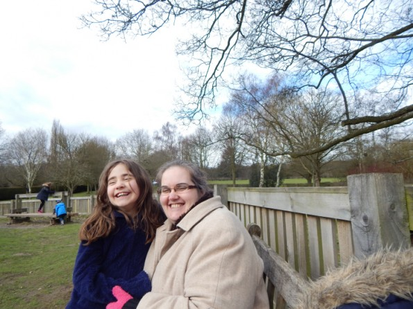 Ella and me - Mother's Day 2016