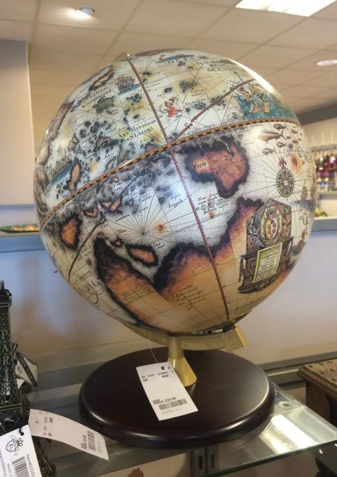 HomeSense globe