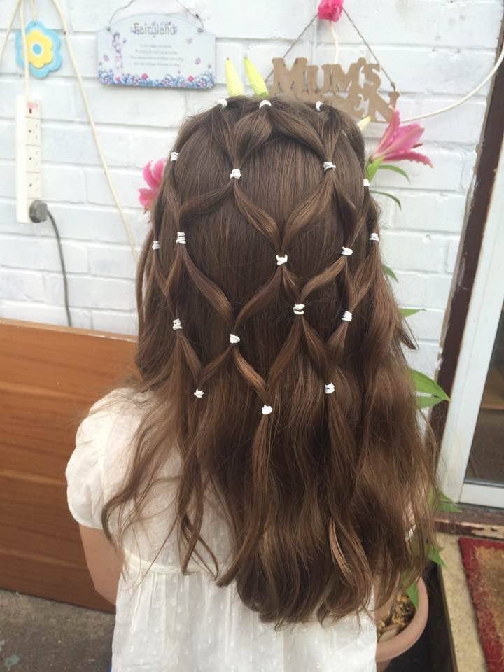 special hair style