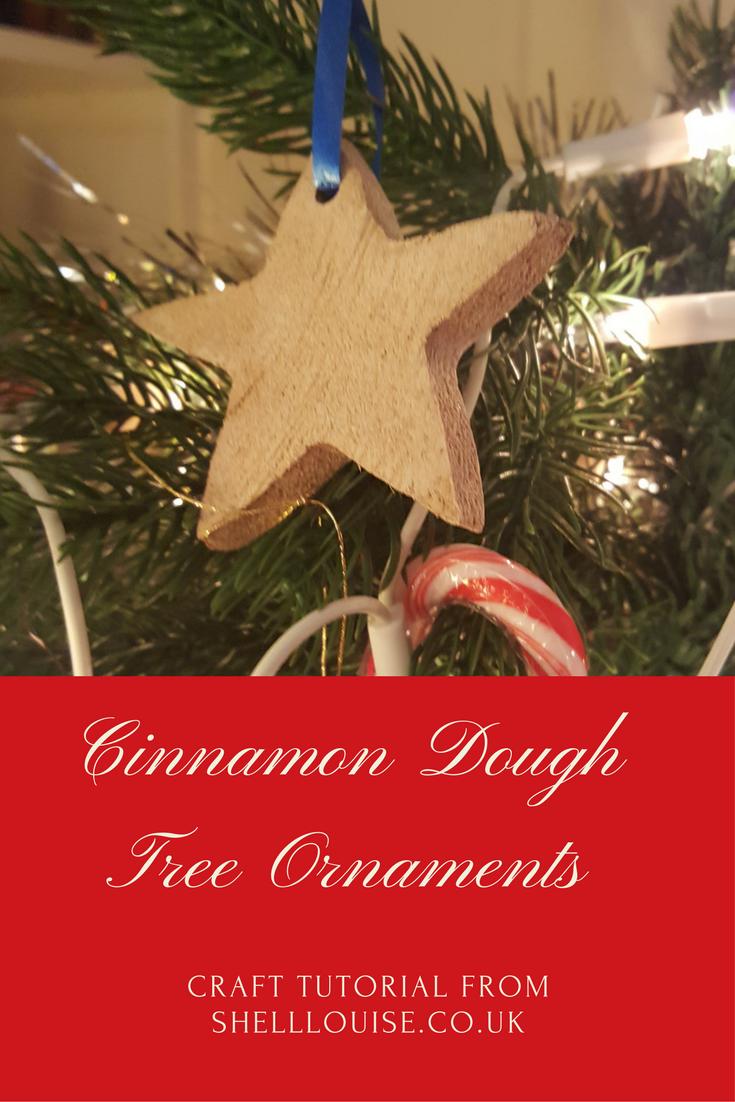 how to make cinnamon dough