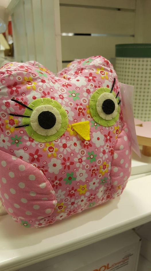 February 11th Owl at HomeSense
