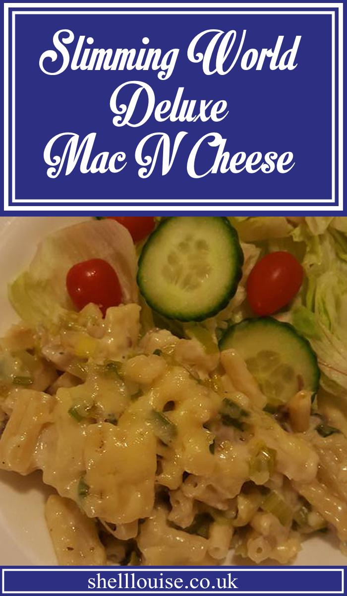 Slimming World Deluxe Mac N Cheese