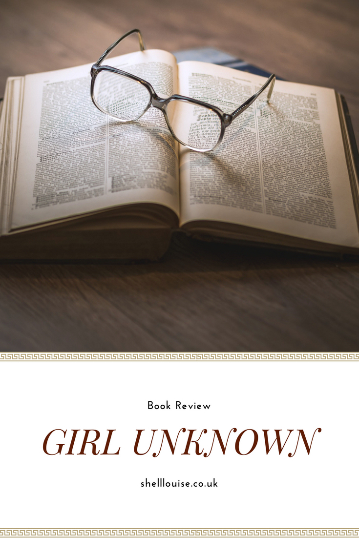Girl Unknown by Gillian Flynn