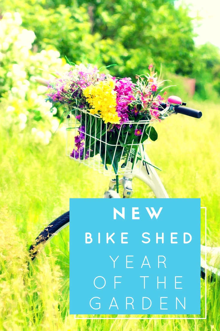 New Bike Shed