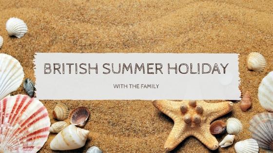British summer holiday