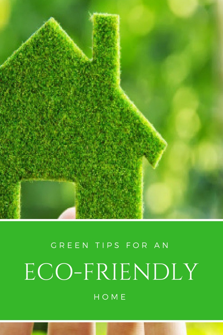 green tips for an eco-friendly home
