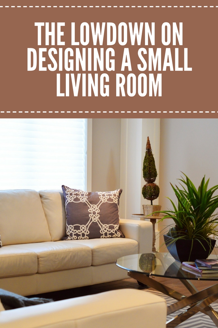 designing a small living room