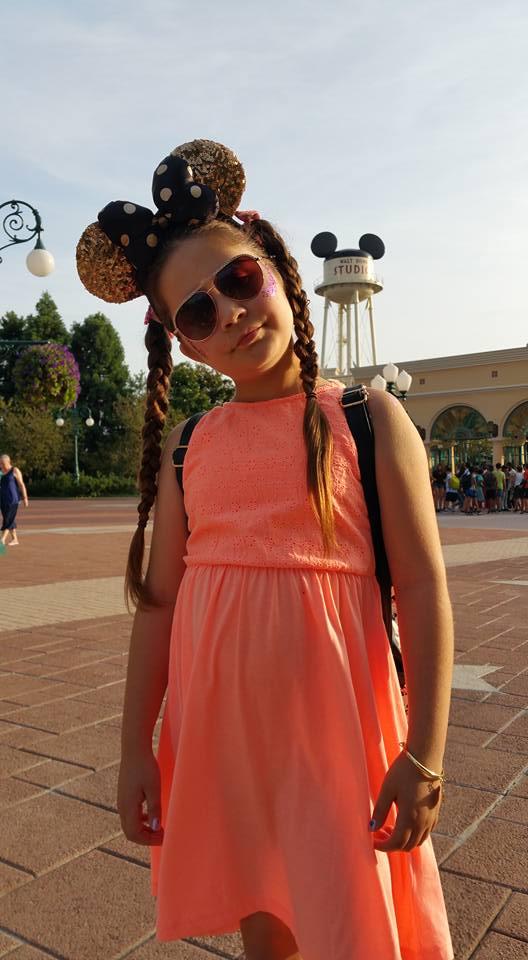 Ella - Disneyland Paris Photos