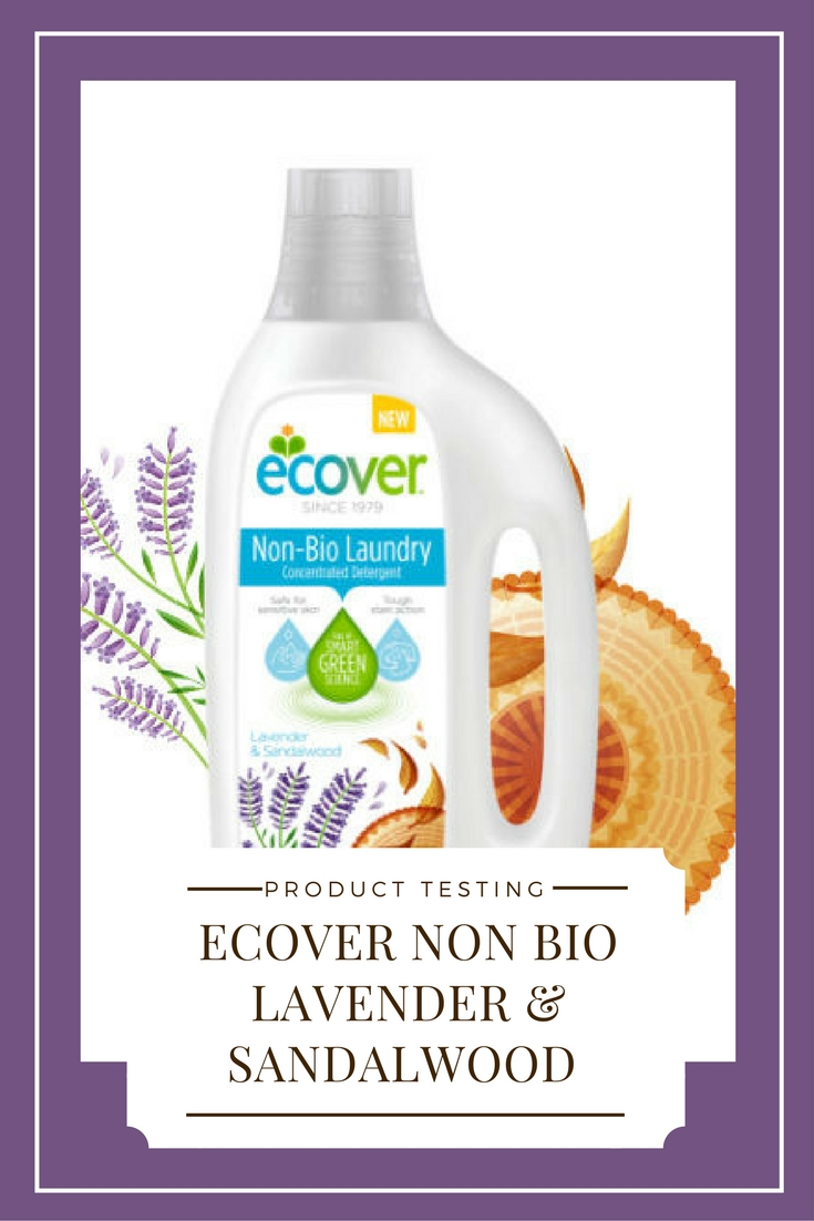 ecover laundry detergent