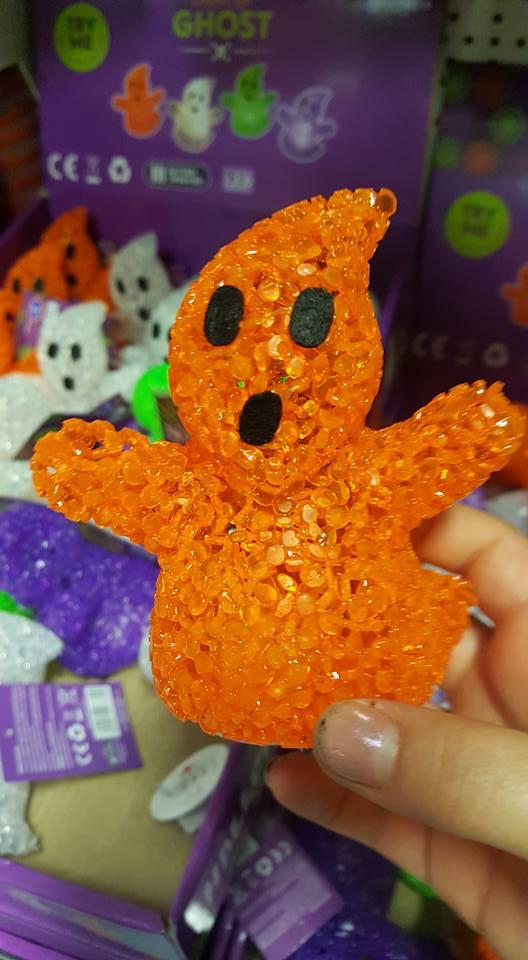 Ghost decoration - Halloween plans