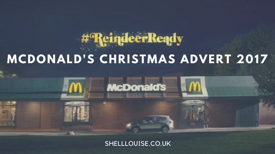 McDonalds Christmas Advert 2017