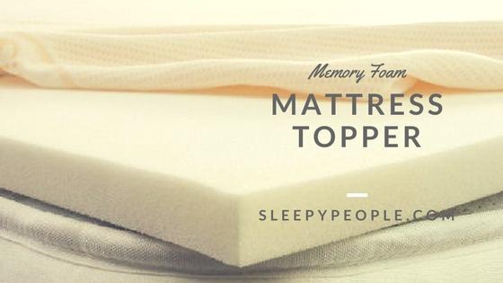 Sleepy People Mattress Topper