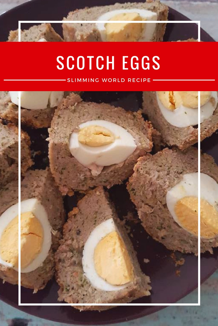 Slimming World Scotch Eggs