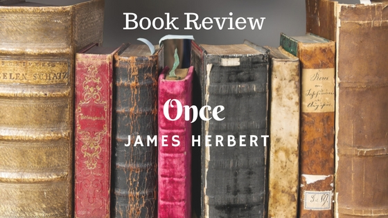Once by James Herbert