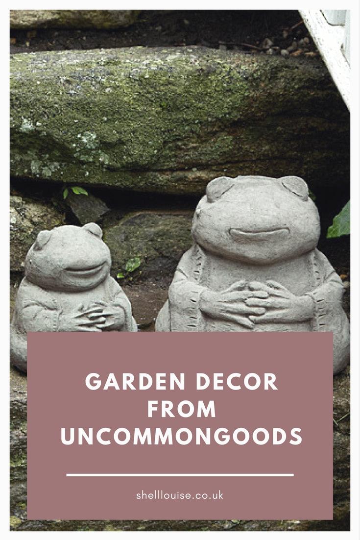 garden decor uncommongoods