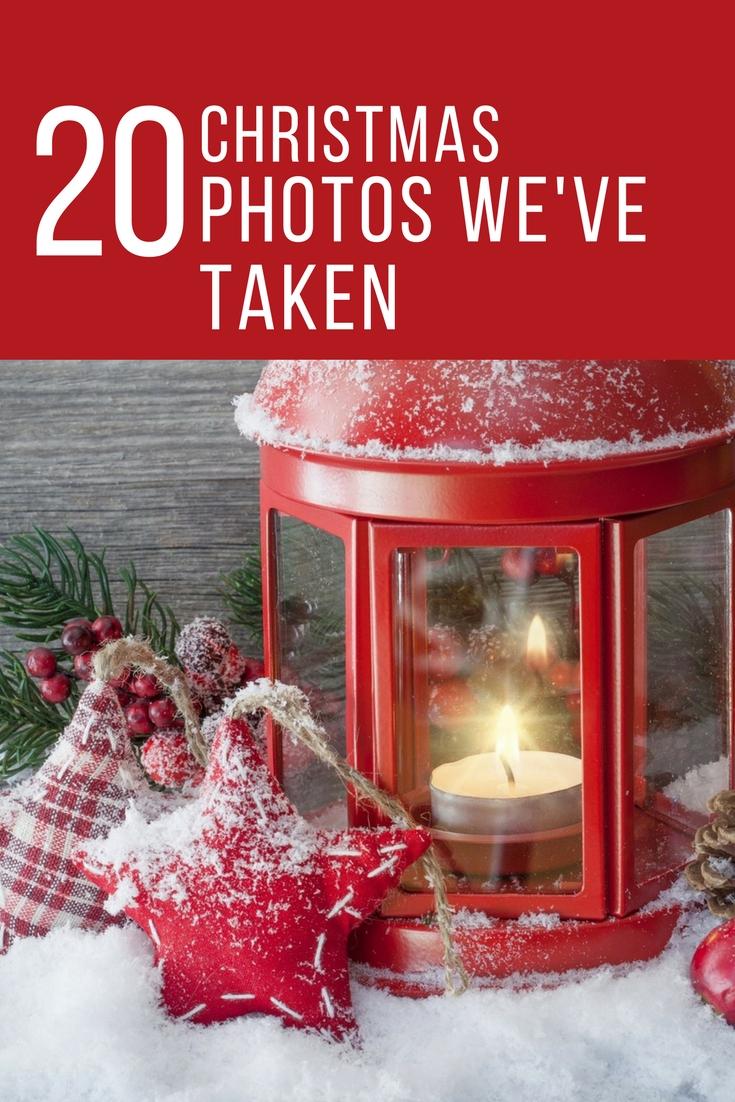 20 Christmas photos