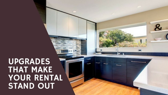 Upgrades Entie Your Tenants To Stay Renting From You For