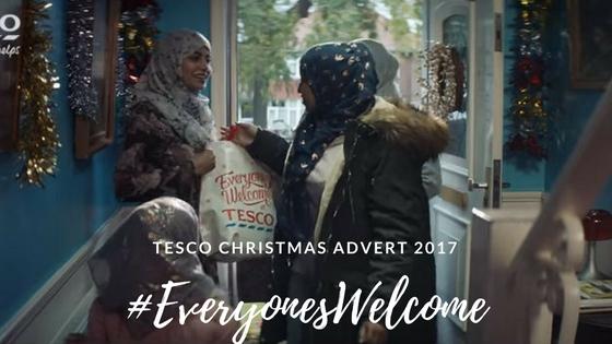 tesco christmas advert 2018 music