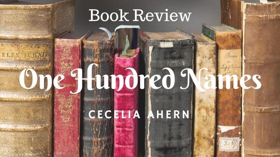1100 Names by Cecelia Ahern