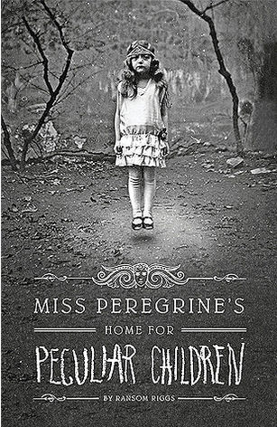 Miss Peregrin's Home For Peculiar Children by Ransom Riggs Book Cover