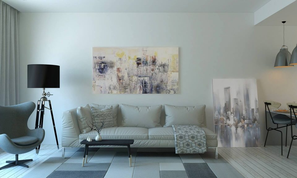living room - update your home in 2019