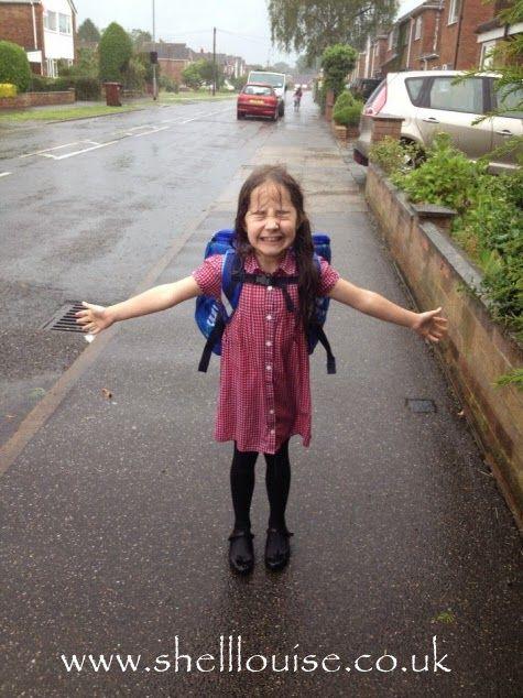 Ella loves rainy days