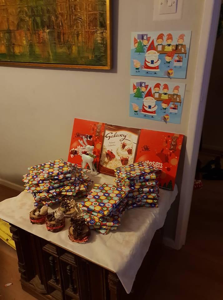 book advent, chocolate advent calendars, dvd advent, activity advent