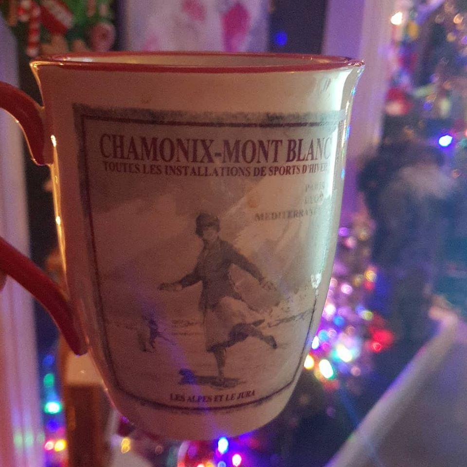 1 day 12 pics January 2019 - first coffee of the day