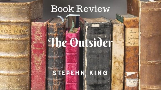 The Outsider Book Review