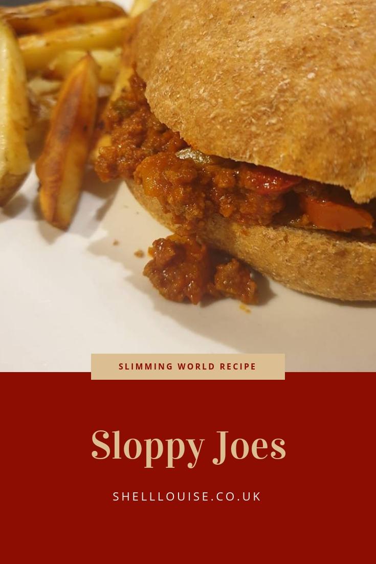 Sloppy Joes Slimmng World Style