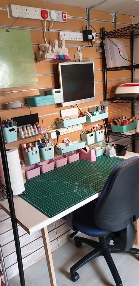 my new studio