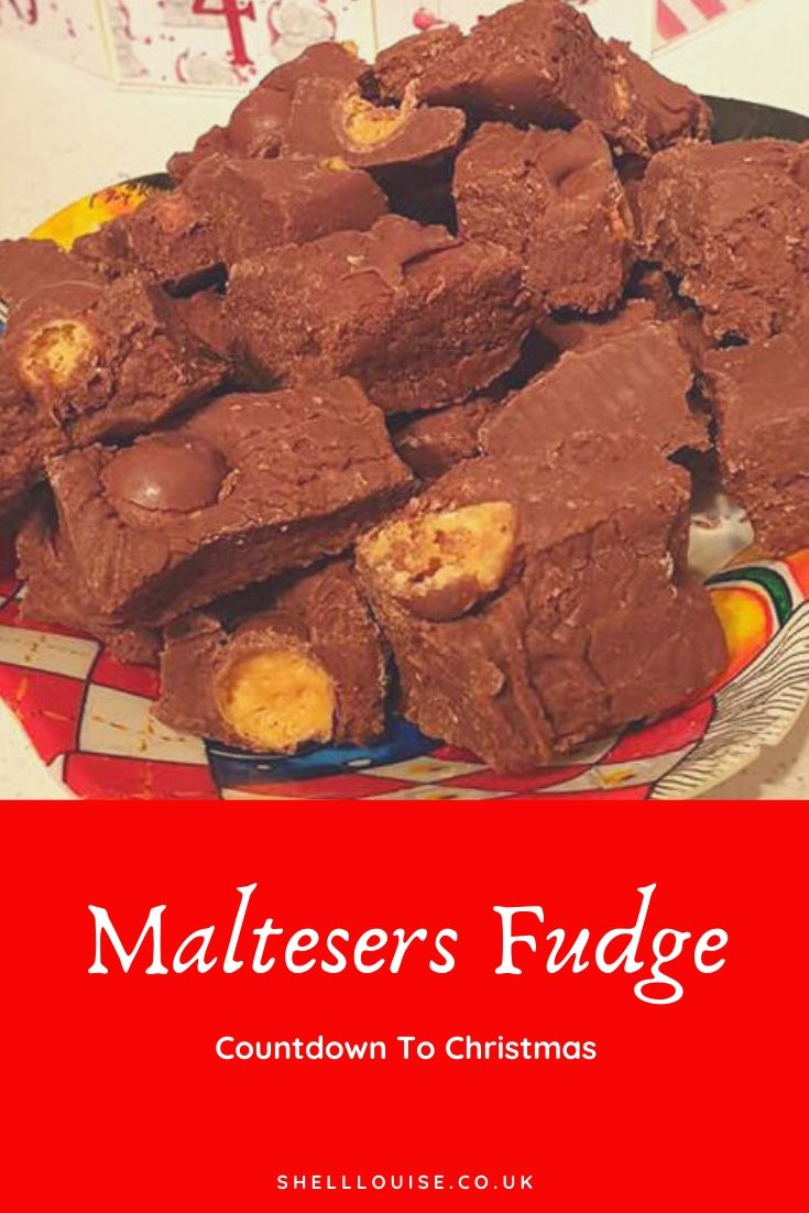 Maltesers Chocolate Fudge