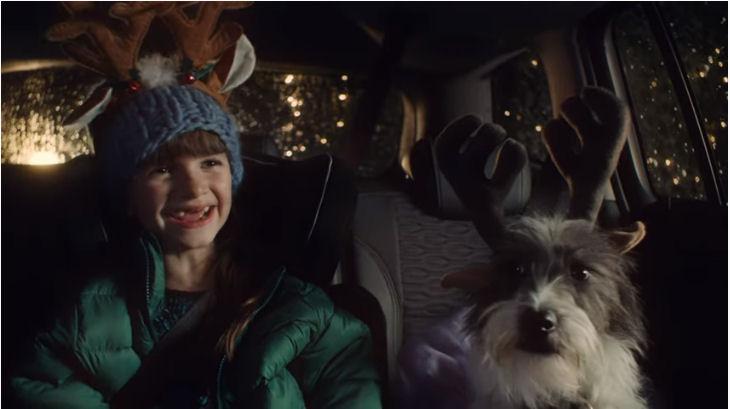 McDonald's Christmas advert 2019