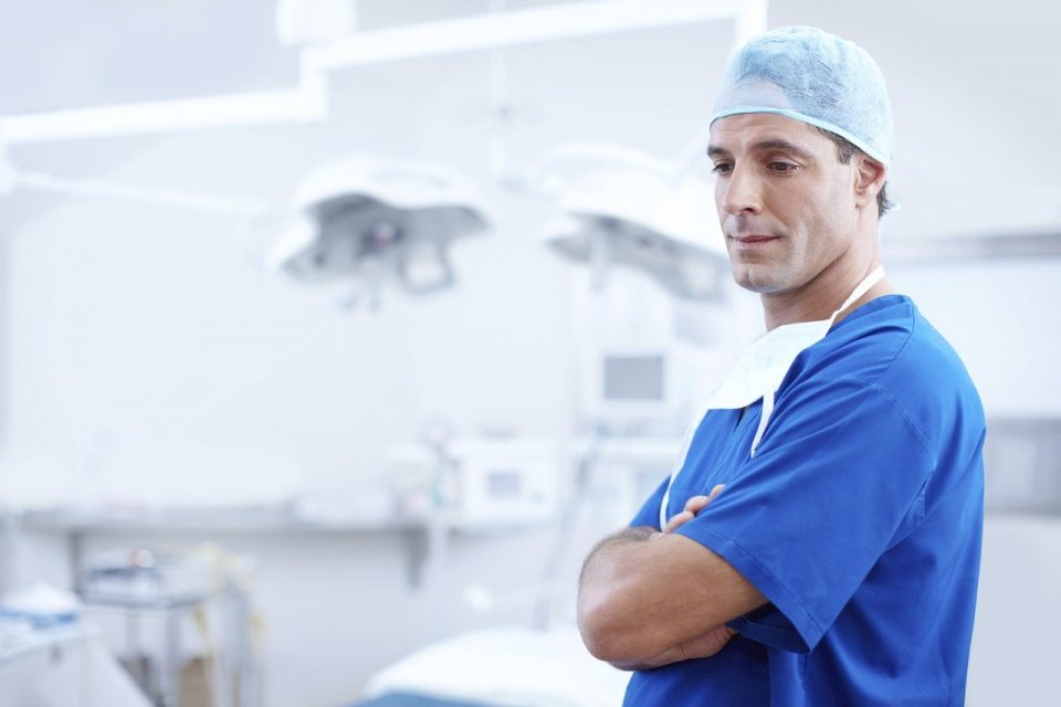 healthcare industry - surgeon