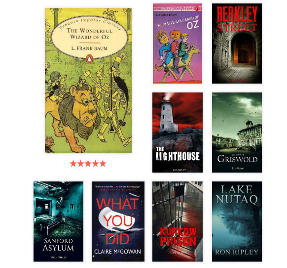 Books I read in 2019