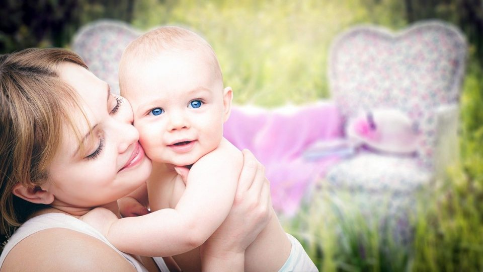 Mother and baby - cosmetic procedures to consider post-baby