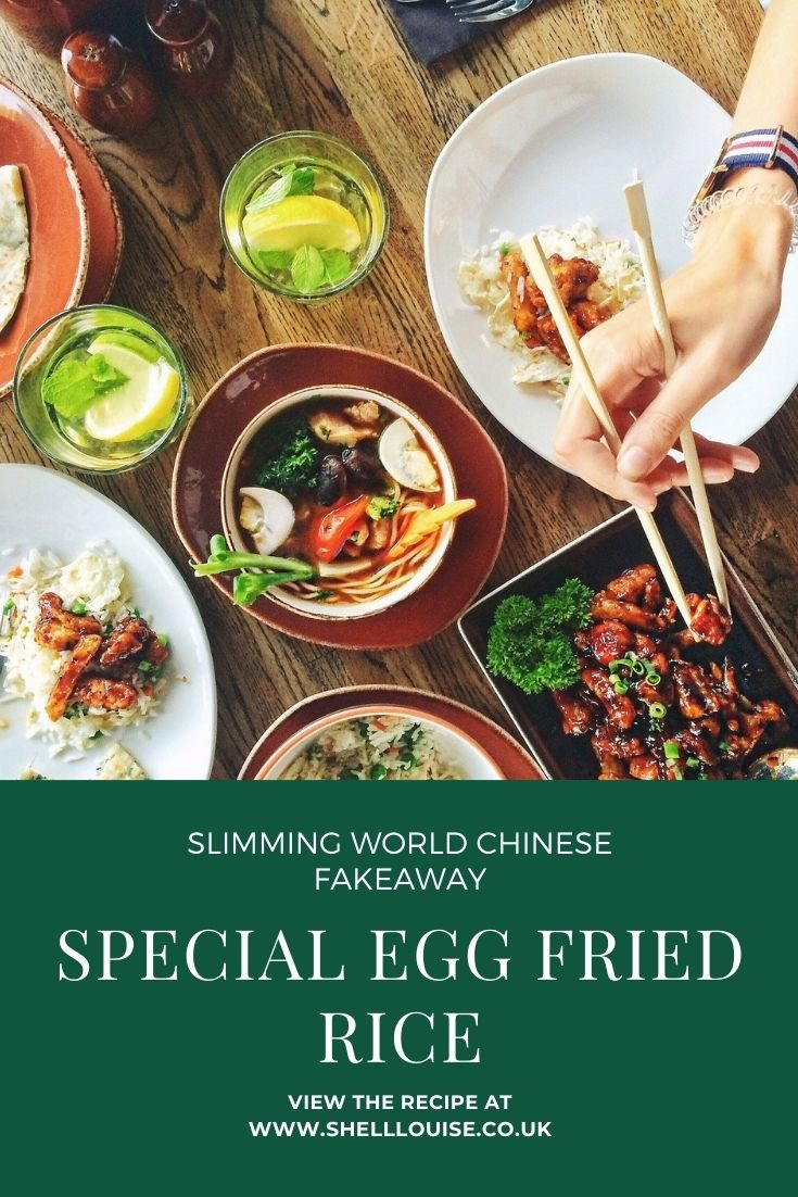 Slimming World Special Fried Rice recipe