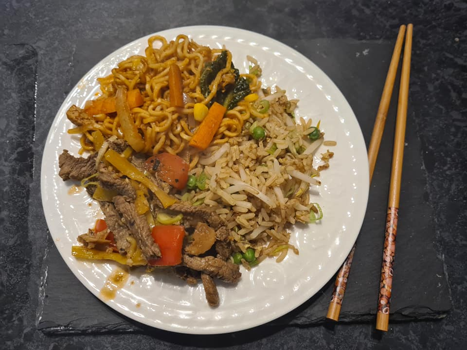 Slimming World Chinese fakeaway